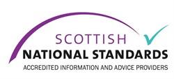 Scottish National Standards logo