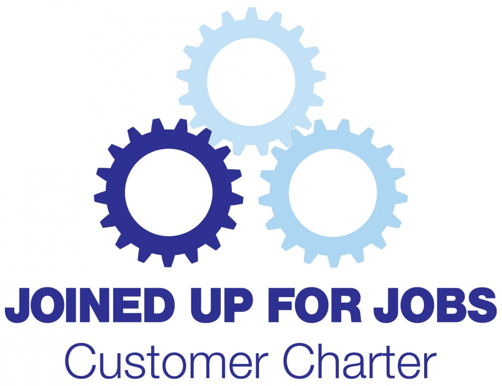Joined Up For Jobs logo