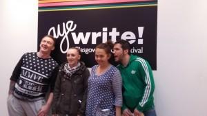 Aye Write 2016