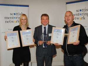 Scottish Mentoring Network awards