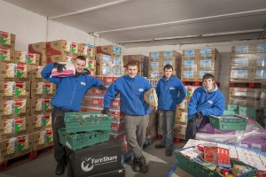 Move On FareShare Employability Programme