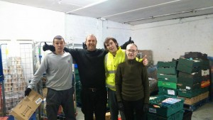 New FareShare warehouse operator