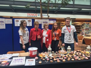 RBS Graduates choose Move On as Charity of the Year
