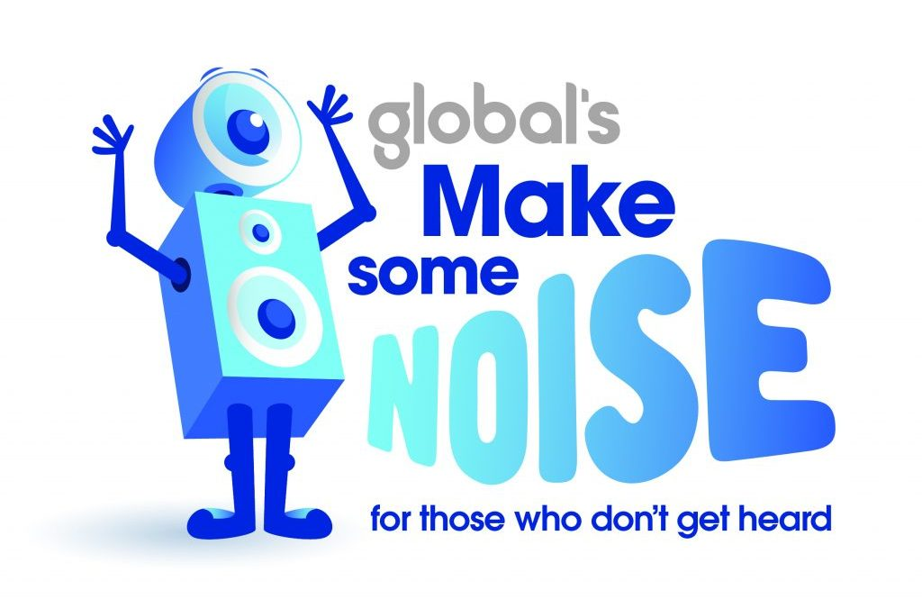 Move On to be supported by Global's Make Some Noise
