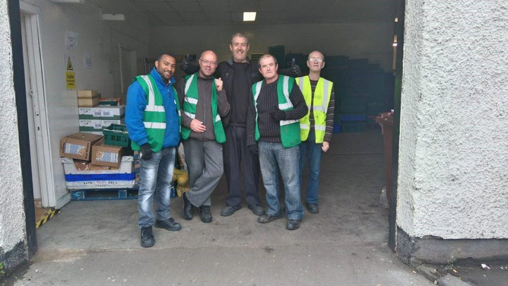 Meet our FareShare Volunteers!