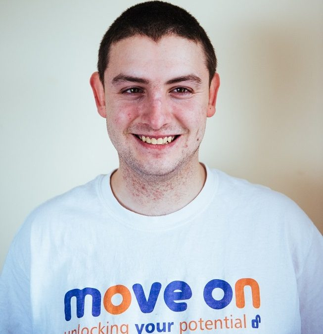 Meet our trainees – Stephen