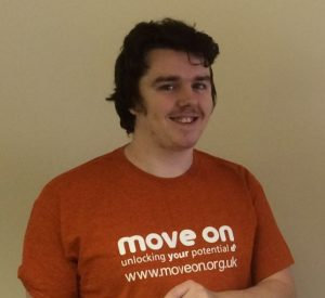 Meet our peer educators – Charlie