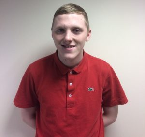 Meet our trainees – Ryan