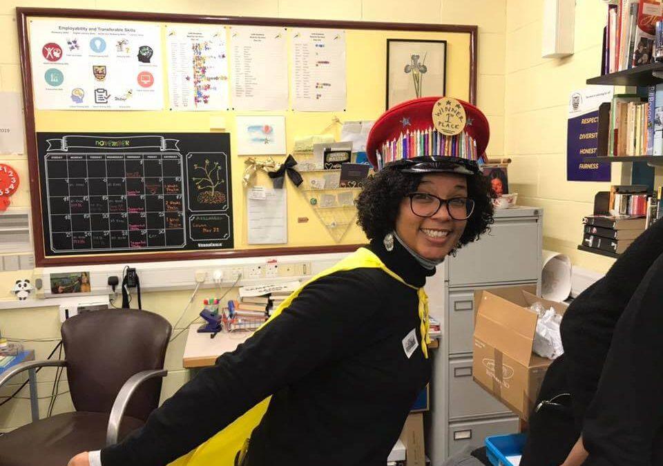 Volunteers' Week: Jessica's volunteering experience