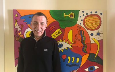 Volunteers' Week: Tony's volunteering experience
