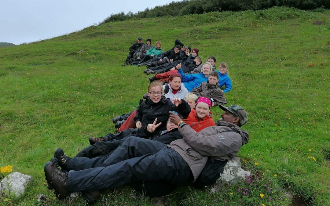 Leadership Academy on the Isle of Skye