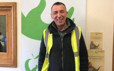 Employment success for Tony